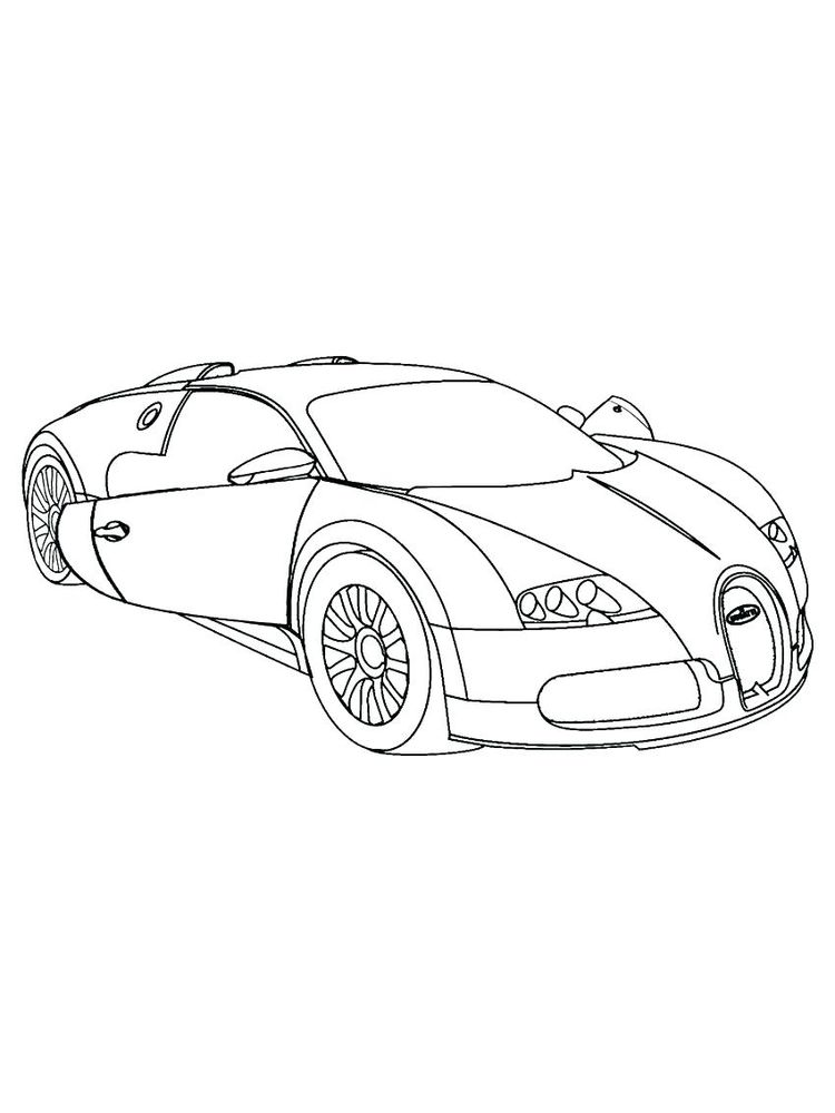 ferrari coloring pages free