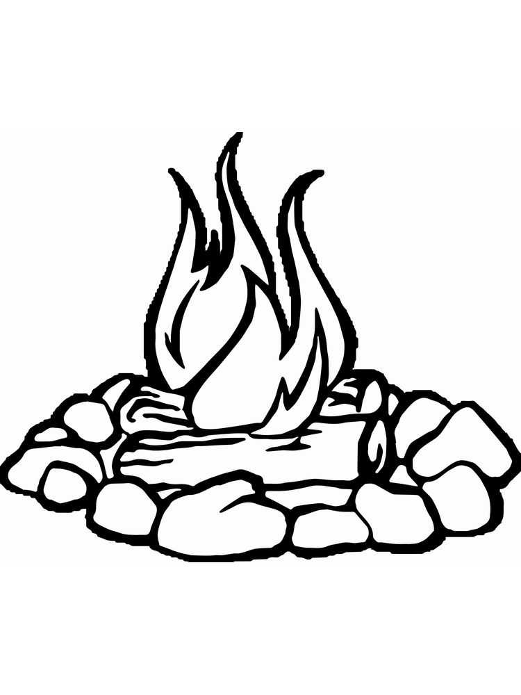 fire fighter coloring pages printable