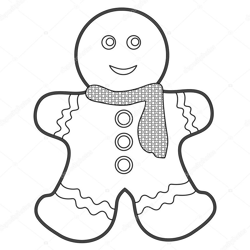 fortnite gingerbread man coloring pages