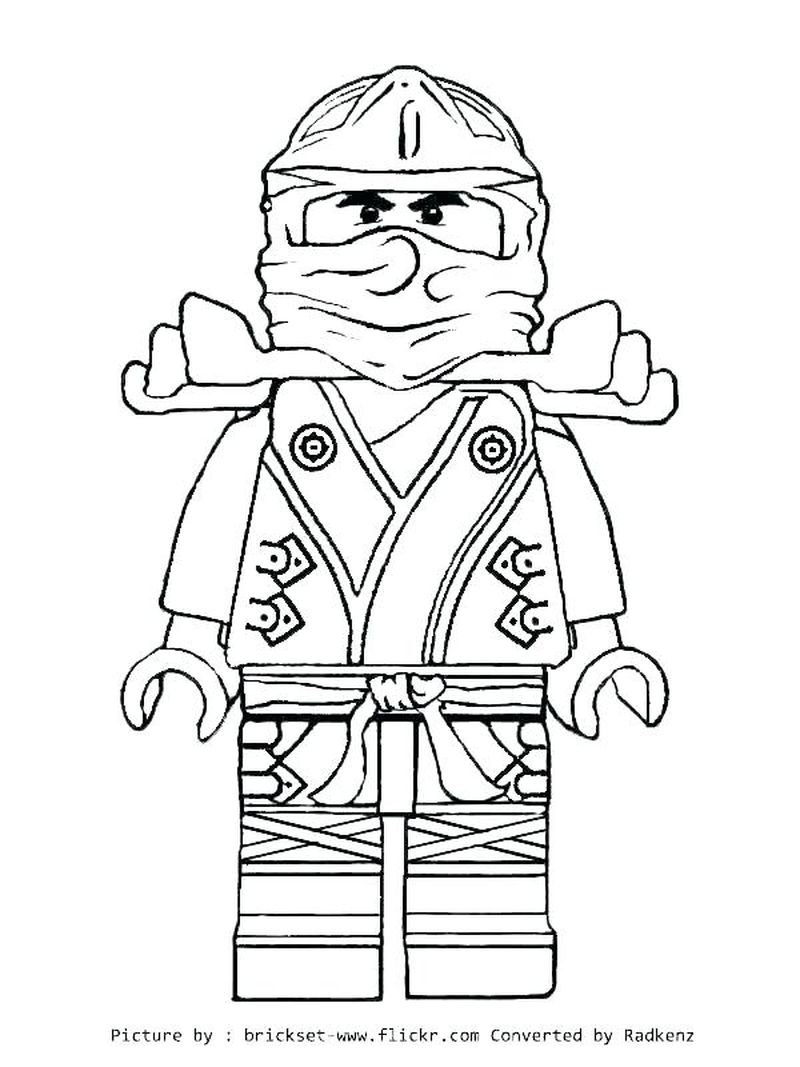 free Blue Ninja Turtle Coloring Pages