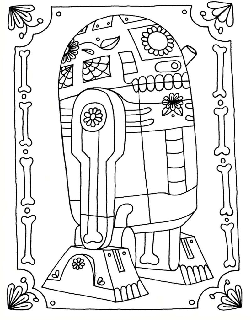 free Rey Coloring Page