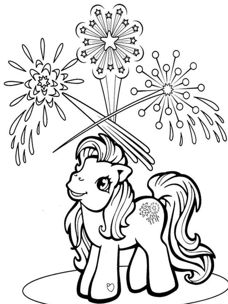 free fireworks coloring pages printable
