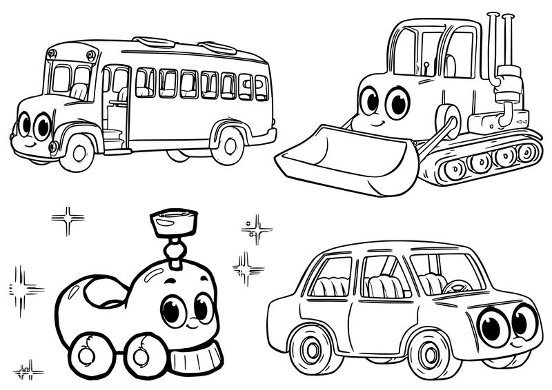 free printable coloring pages cars free