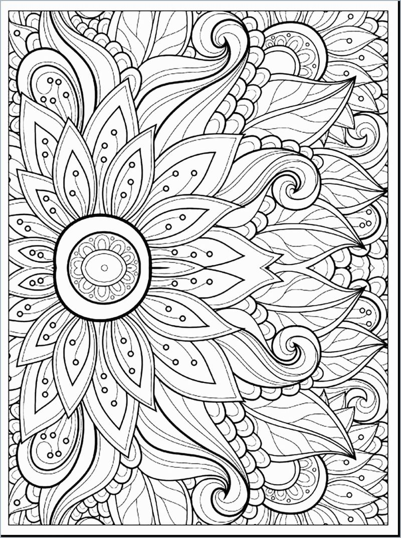 geometric coloring pages animals
