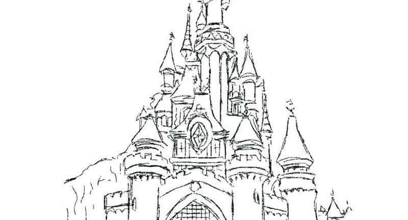 germany castle coloring pages