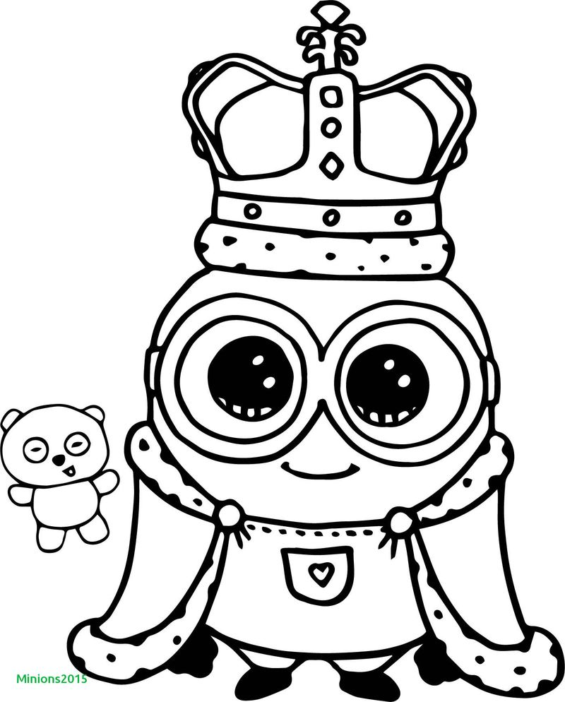 girl minions coloring pages