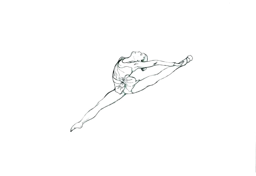 gymnastics quotes coloring pages