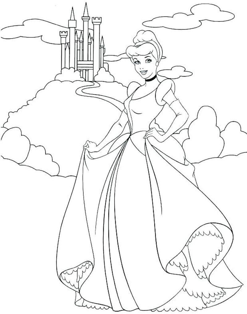 howls moving castle coloring pages