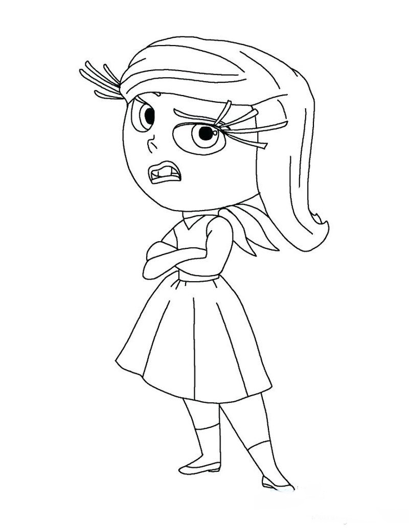 inside out coloring pages pdf