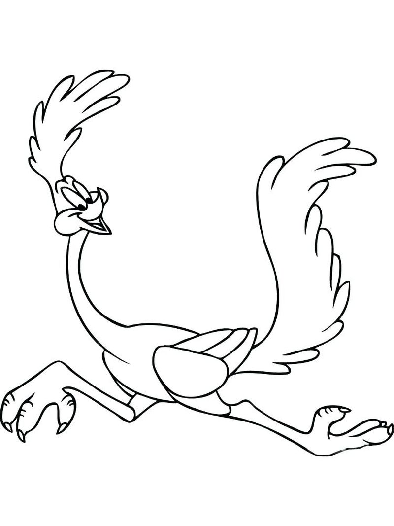 looney tunes coloring pictures to print