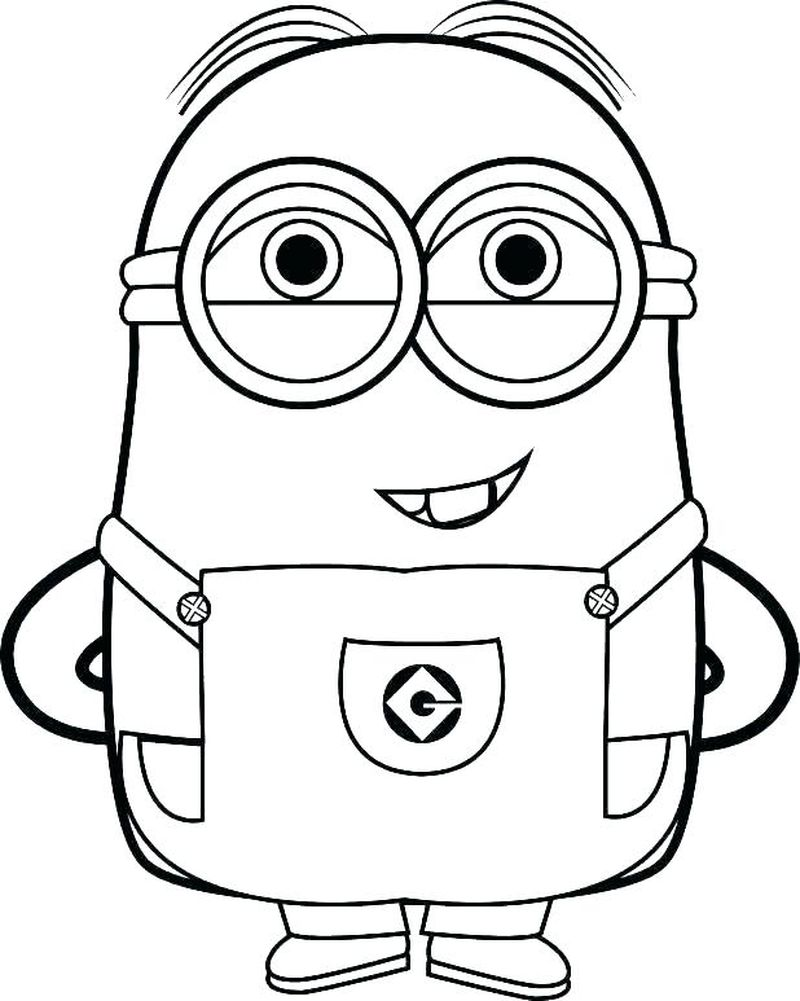 minions scarlet overkill coloring pages