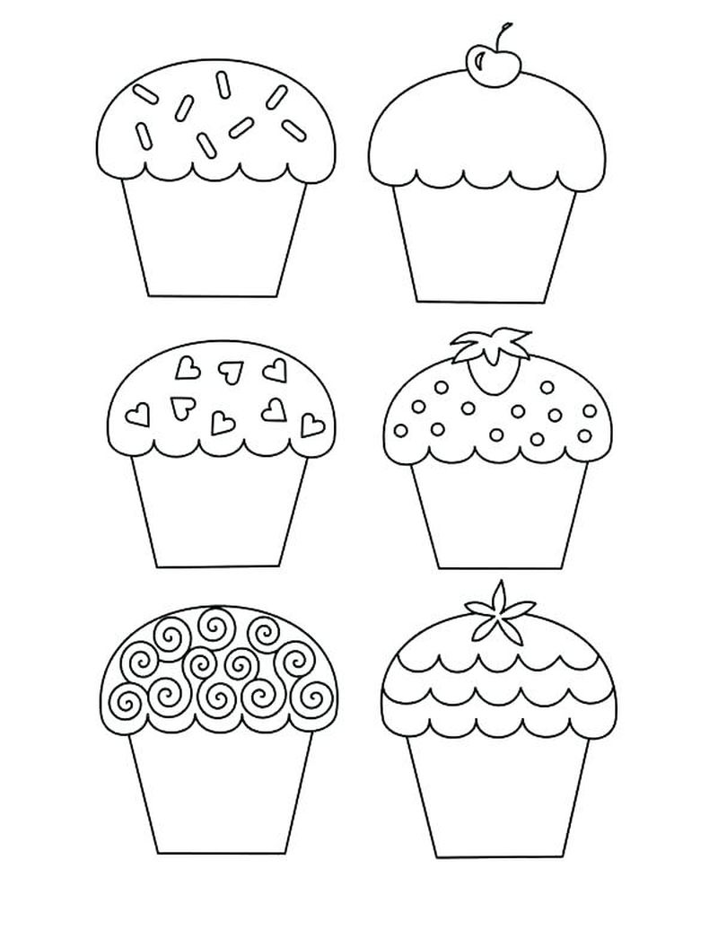 minnie mouse cake coloring pages