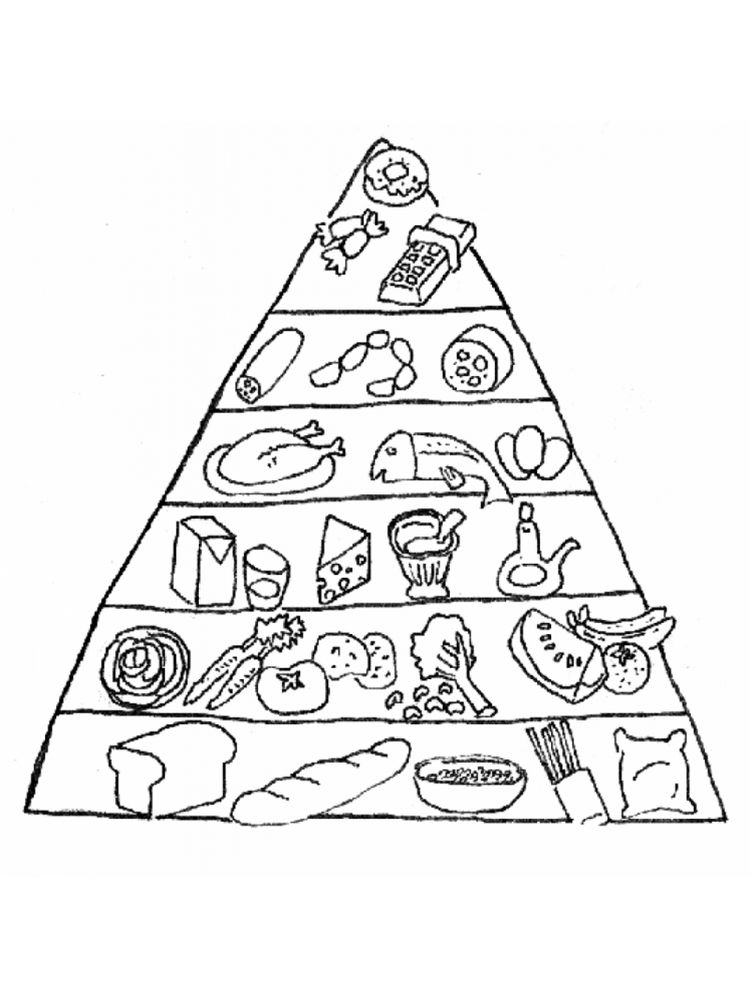 native american food coloring pages