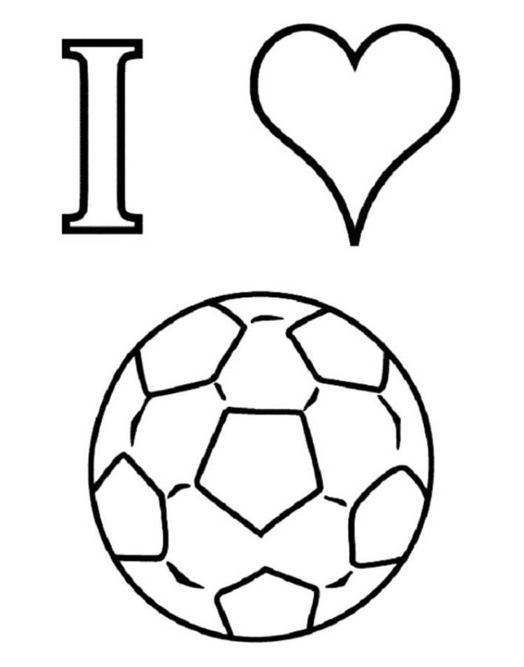 nike soccer ball coloring pages