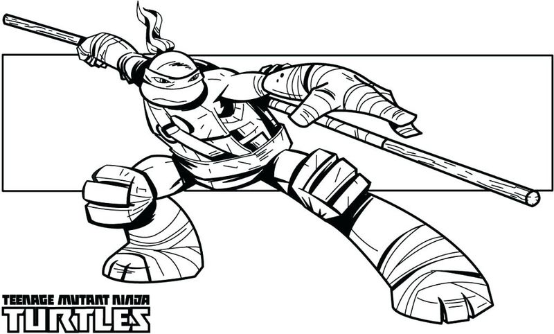 ninja cat coloring pages