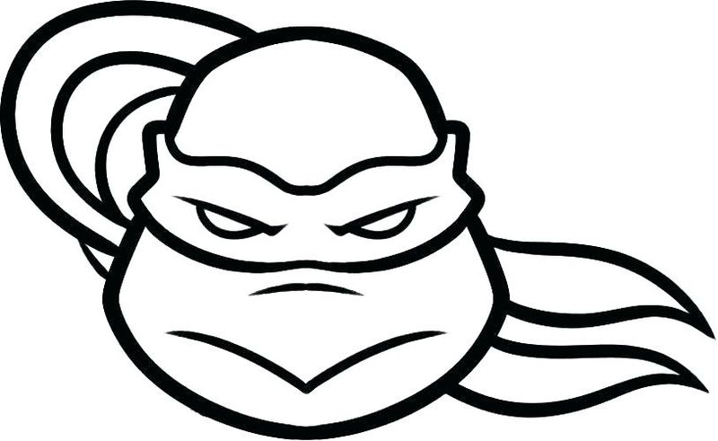 ninja turtles bad guys coloring pages