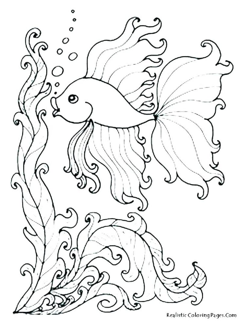 ocean background coloring pages