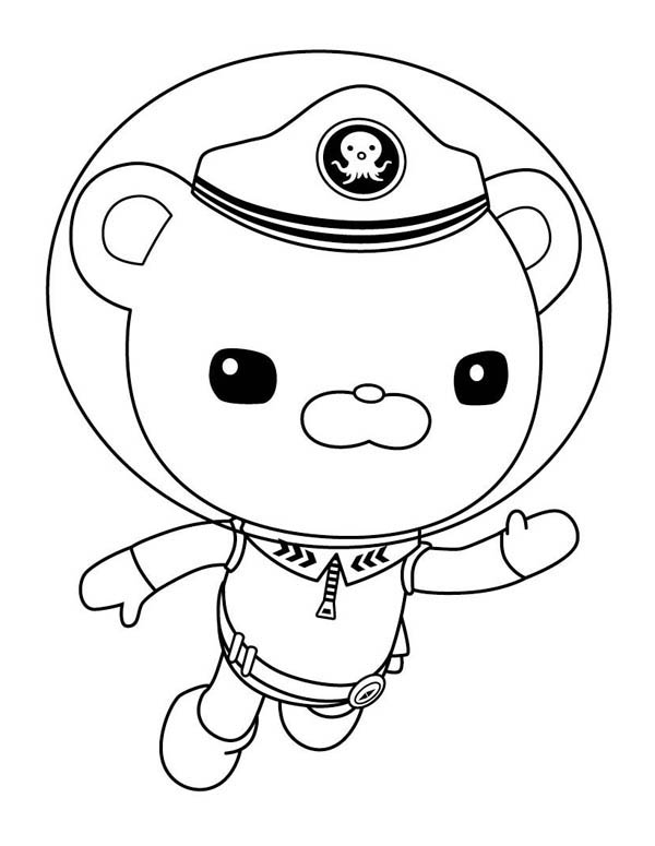 octonauts gup a coloring pages