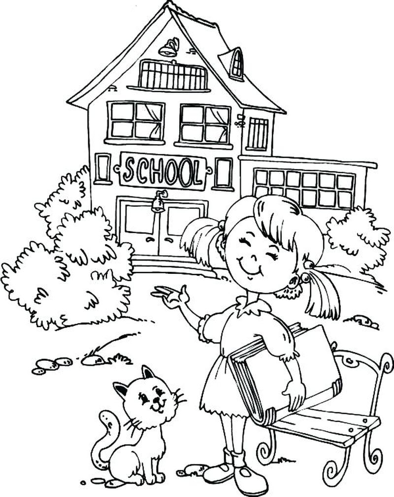 pdf back to school coloring page