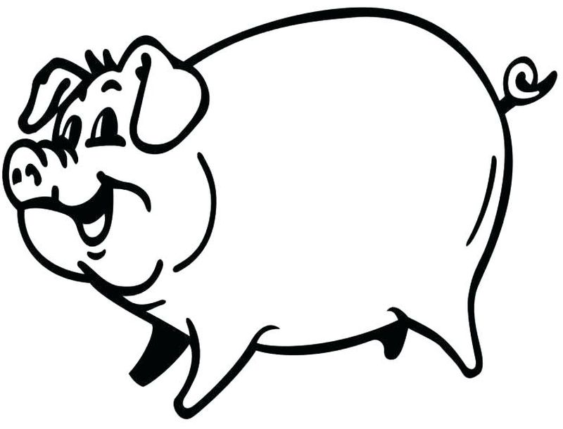 peppa pig bus coloring pages