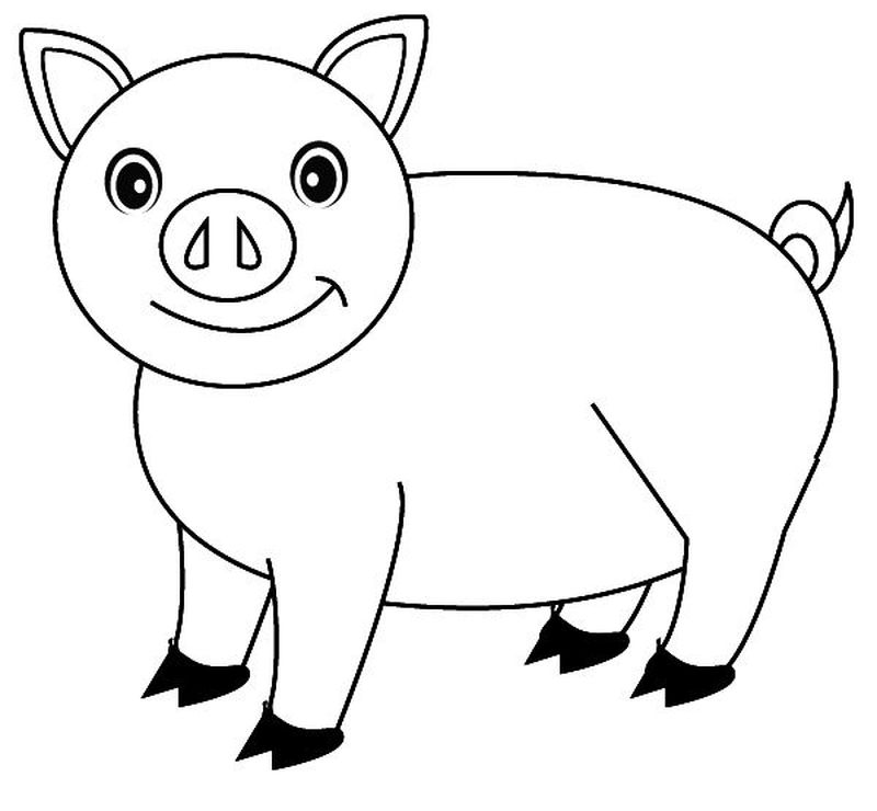 peppa pig coloring pages that you can print
