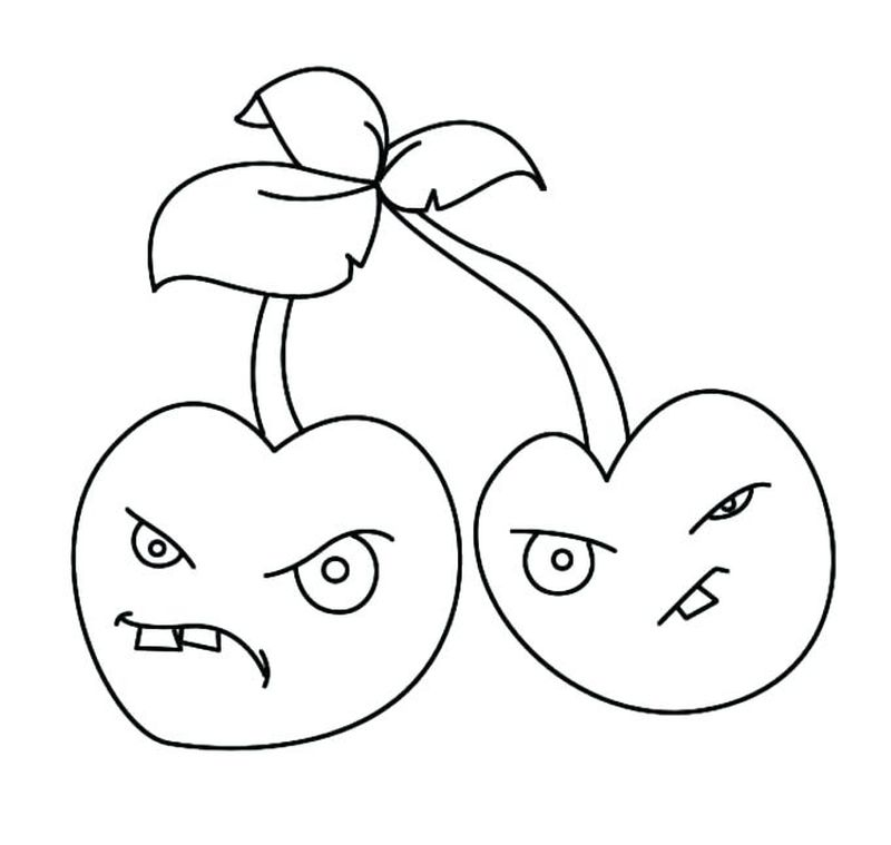 plants vs zombies zombie characters coloring pages