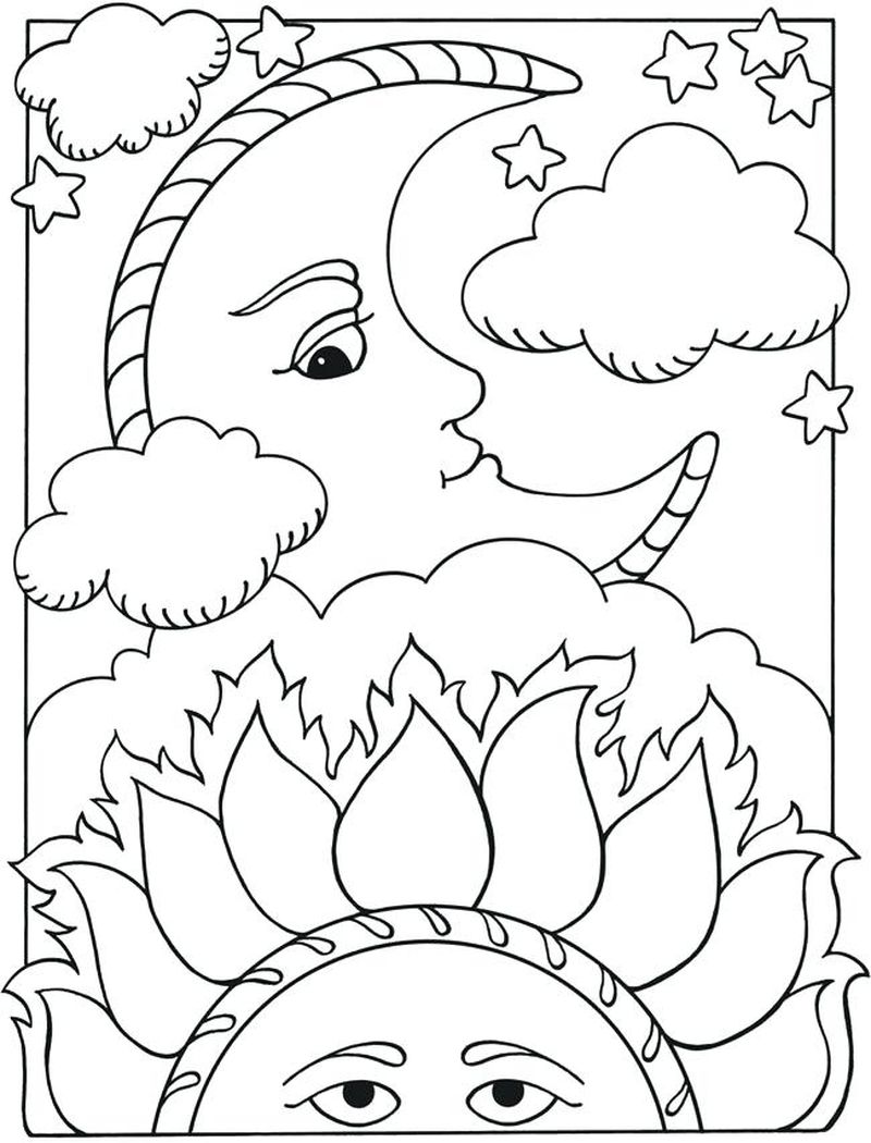 pokemon sun coloring pages
