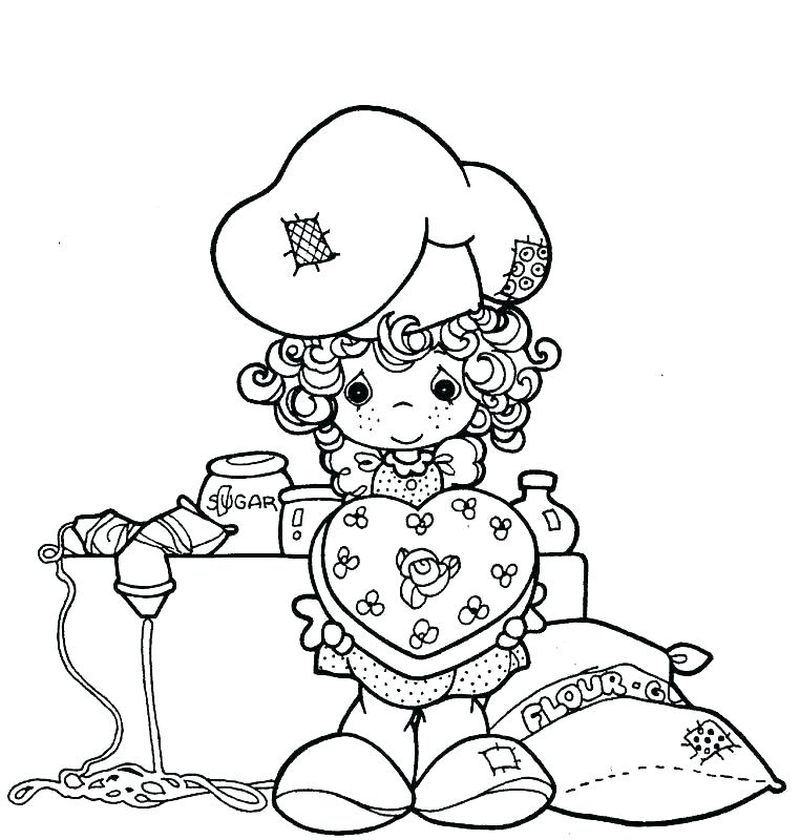 precious moments ballerina coloring pages