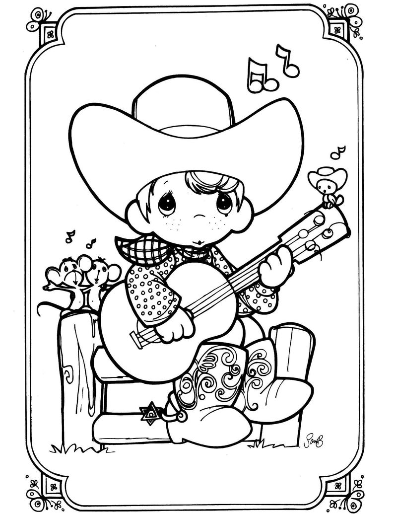 precious moments bible coloring pages