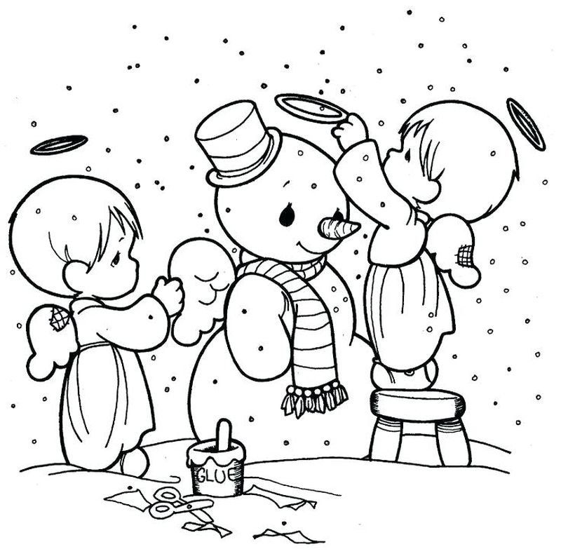 precious moments cat coloring pages
