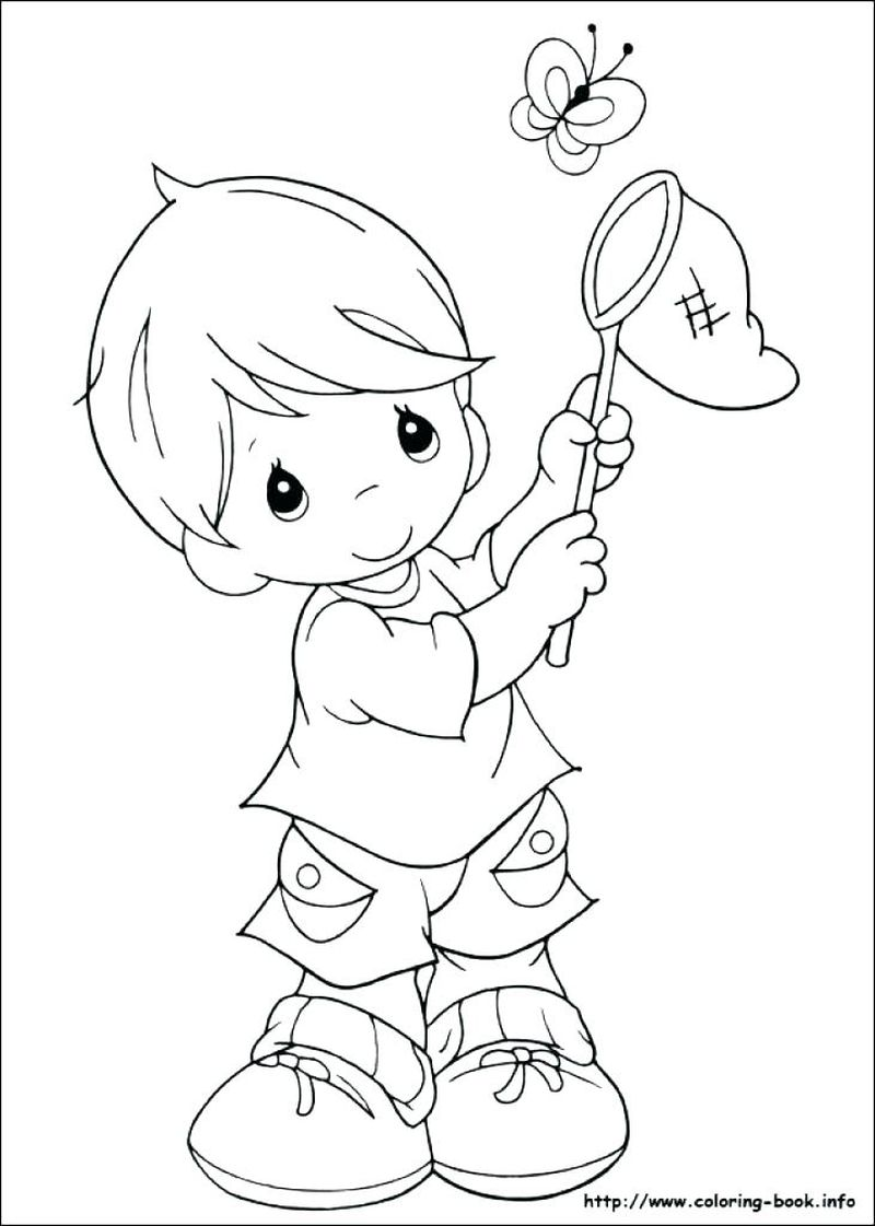 precious moments jesus coloring pages