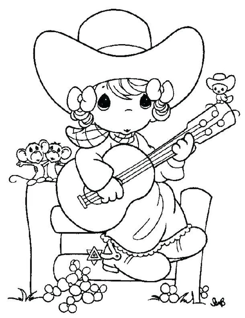 precious moments sports coloring pages