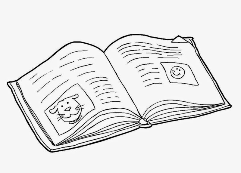 printable Coloring Books Pages To Print