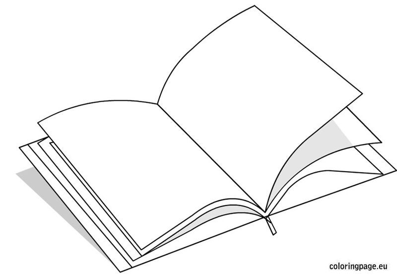 printable Coloring Pages For Childrens Books