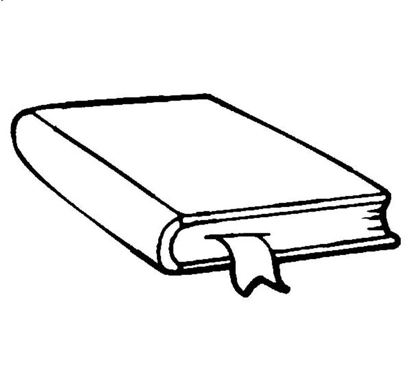 printable Coloring Pages Of Books