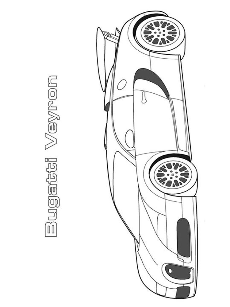printable bugatti coloring pages for adults print