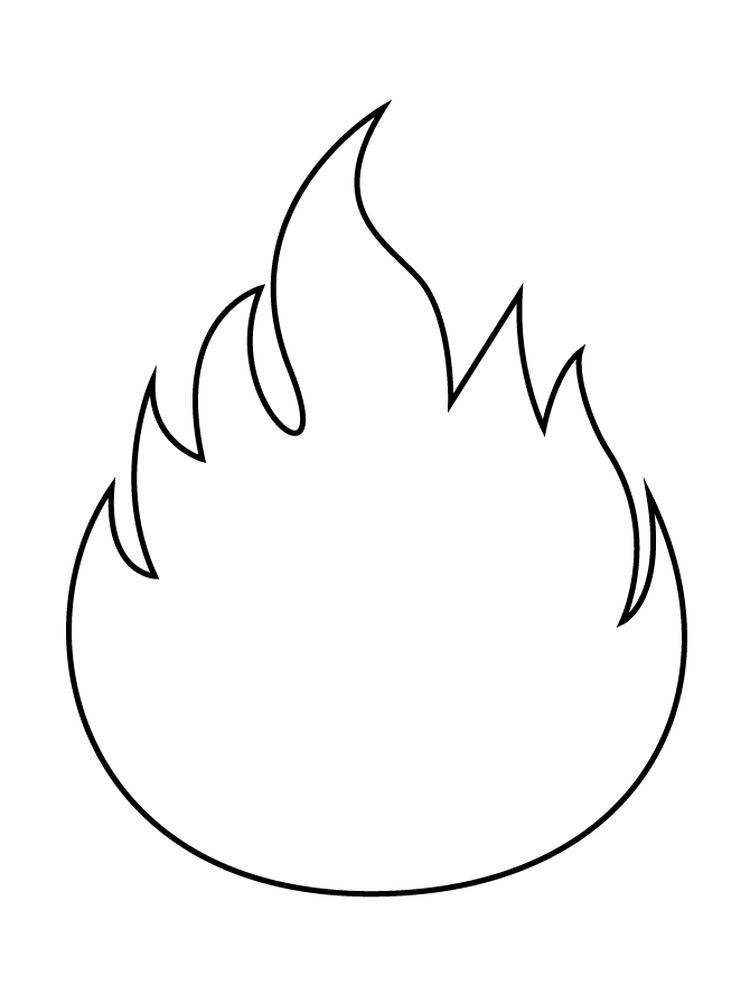 printable coloring page firefighter