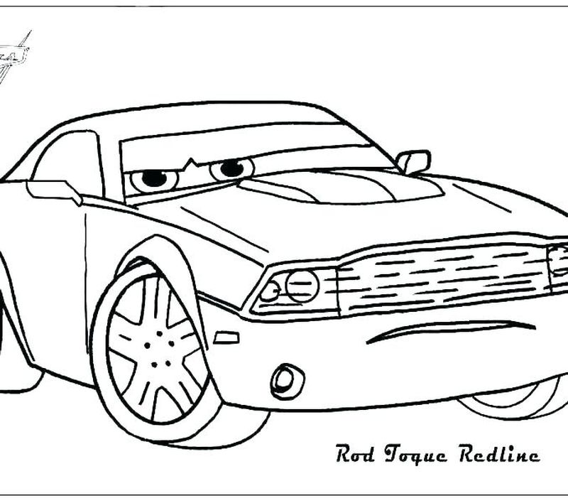 printable coloring pages cars free