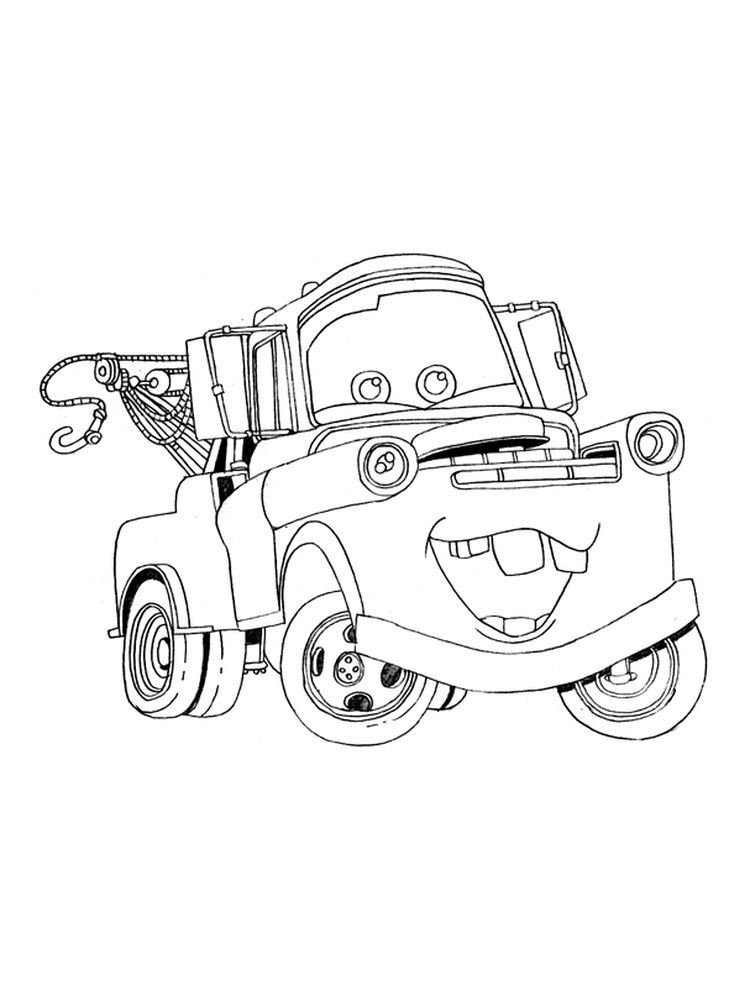 printable disney cars coloring pages images