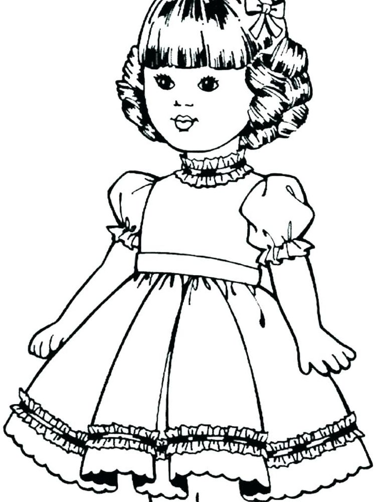 printable lol doll coloring pages free