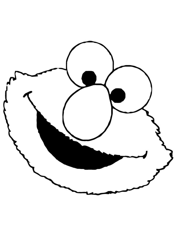 printable smiley face coloring page