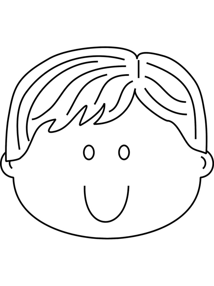 printable smiley face coloring pages