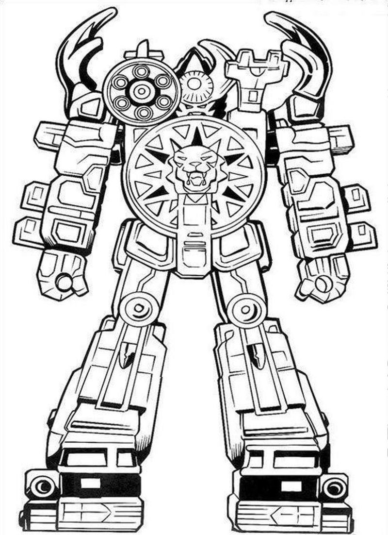 robot chicken coloring pages