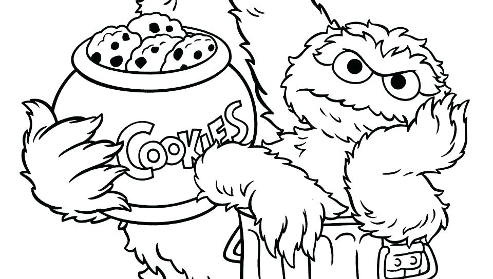 sesame street alphabet coloring pages printable