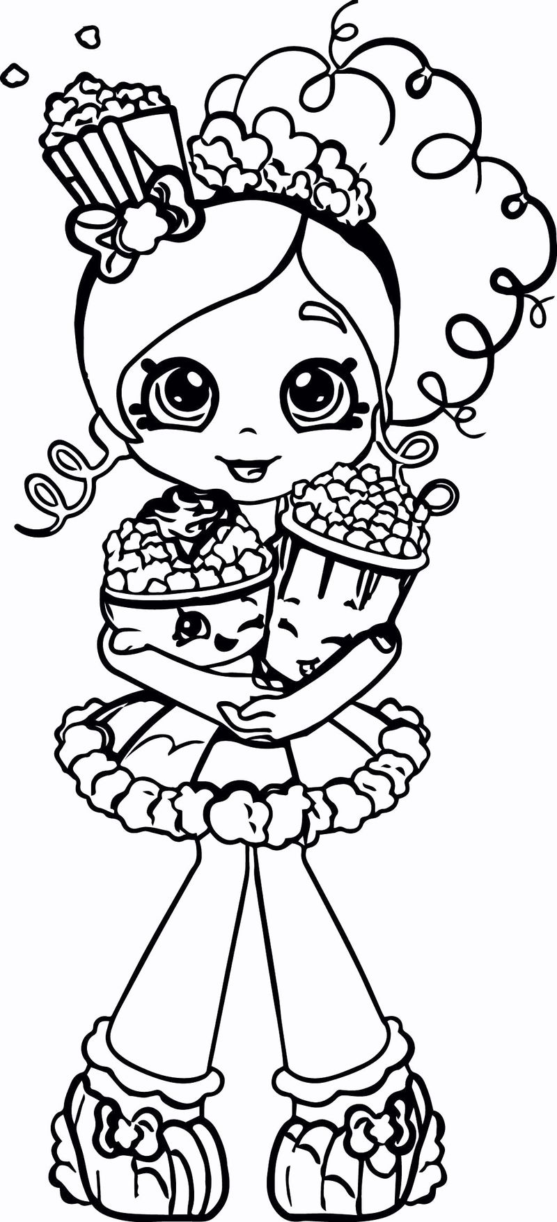 shopkin coloring pages that you can print