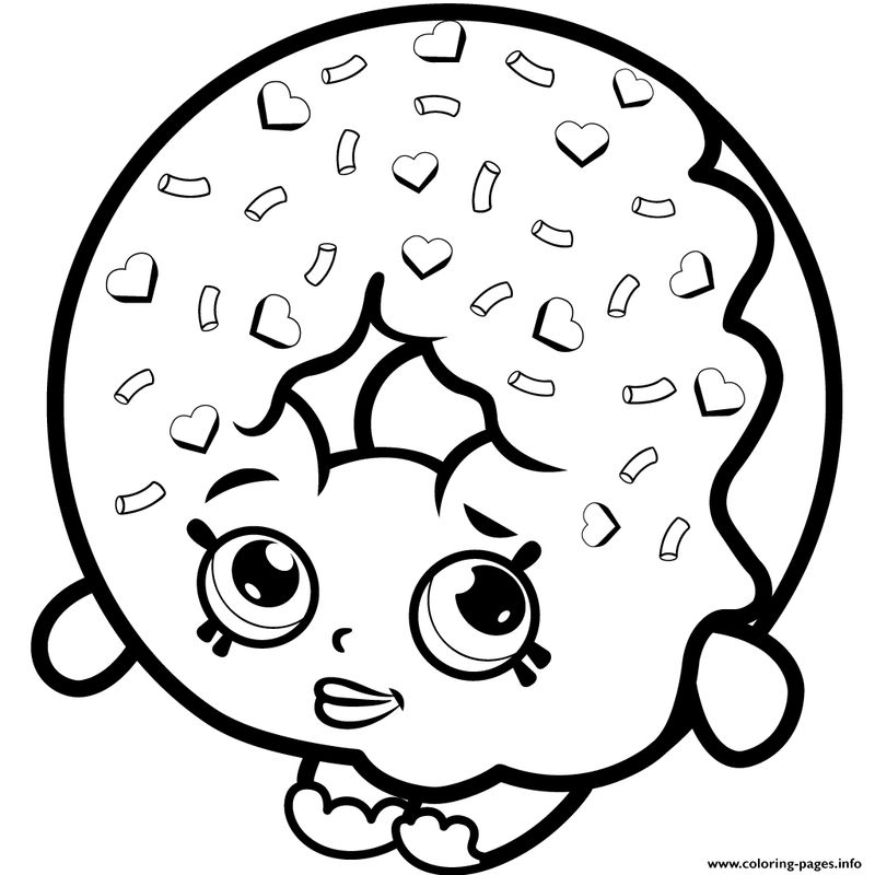 shopkin coloring pages to print out