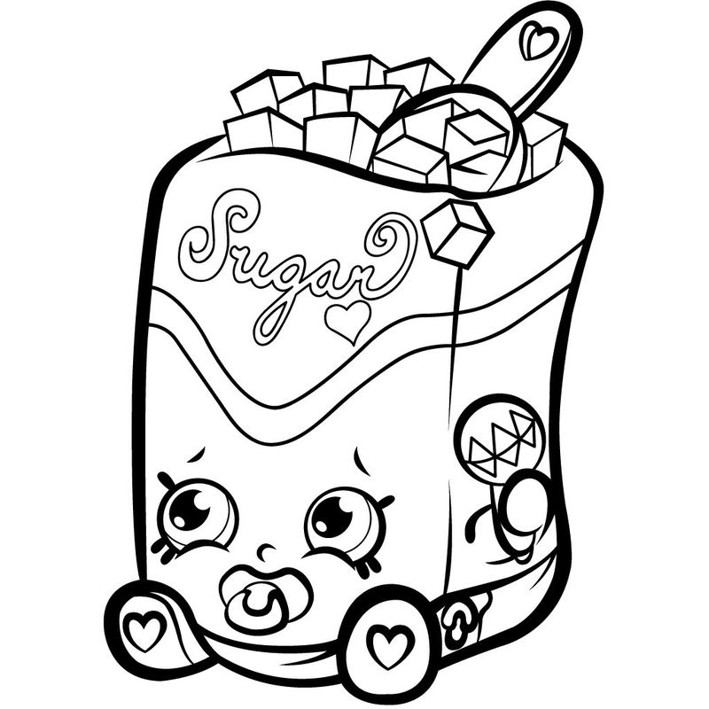 shopkin coloring pages you can print