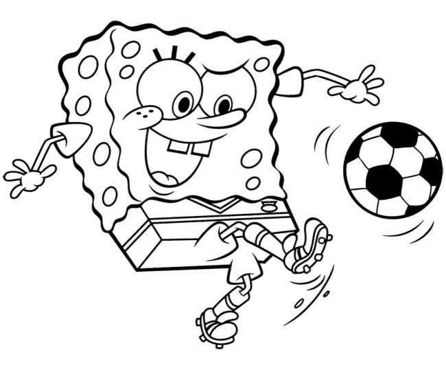 soccer ball coloring pages for adults