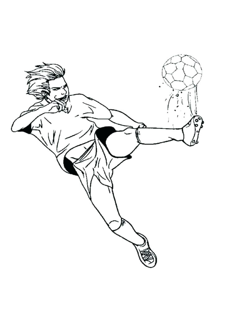 soccer coloring pages pdf