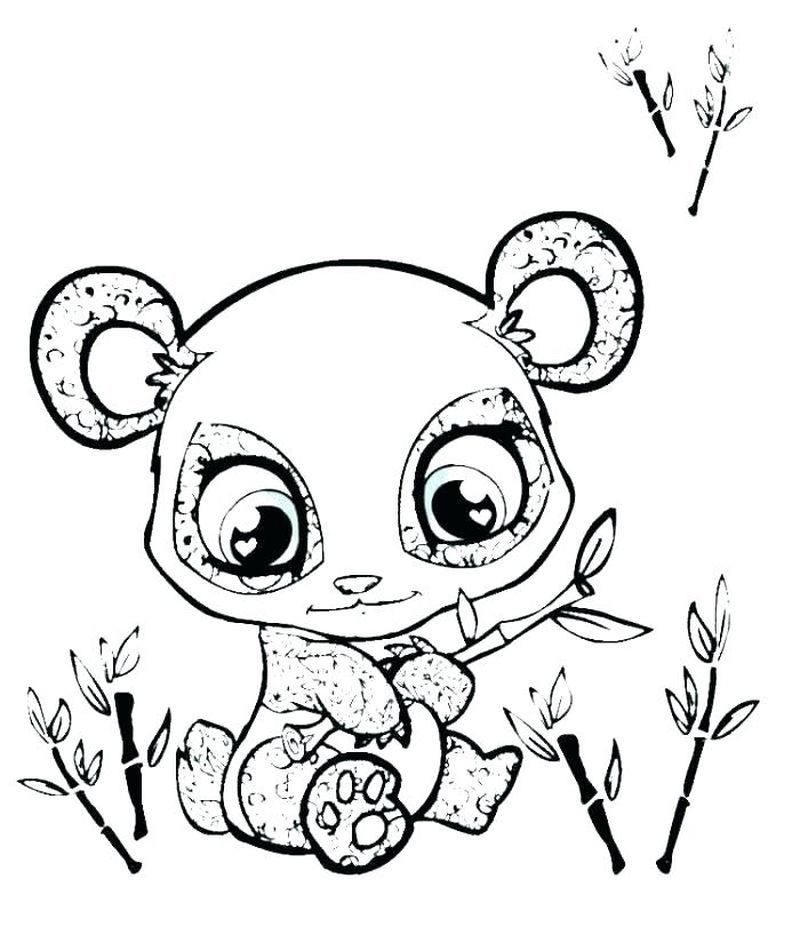 spring baby animal coloring pages